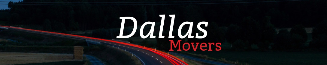 Dallas Movers banner