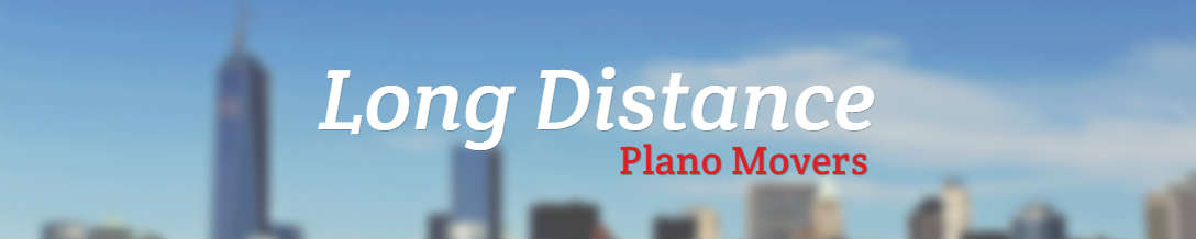Plano Long Distance Movers